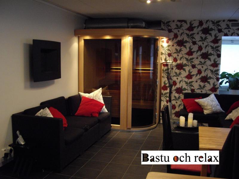Relaxbastu-Bubblan